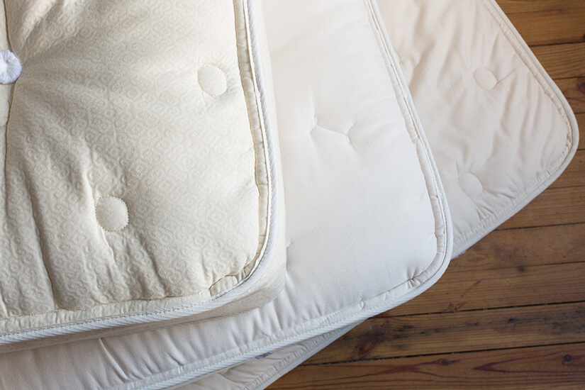 Joybed Mattress Can be Used on Any Bed, Platform, or Support System