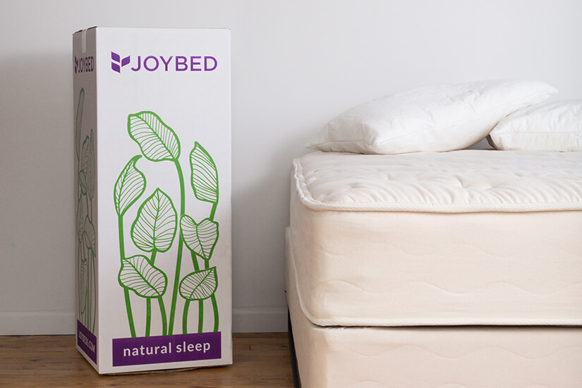 Joybed Mattress Free Shipping and Fast with UPS